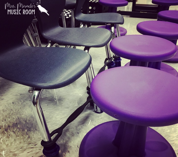 Flexible Seating In The Music Classroom Part One Mrs