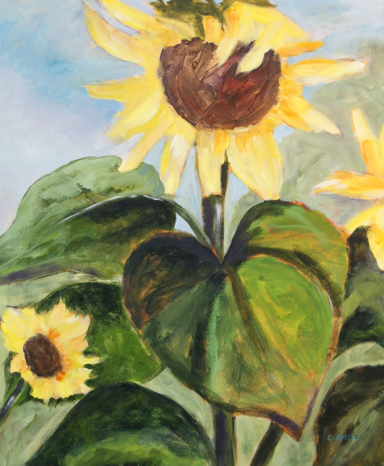 Acrylic Painting Classes Kitchener Waterloo