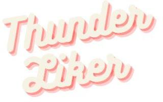 Thunder Liker Header