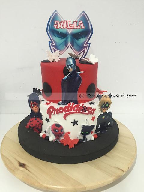 TARTA LADYBUG CAKE