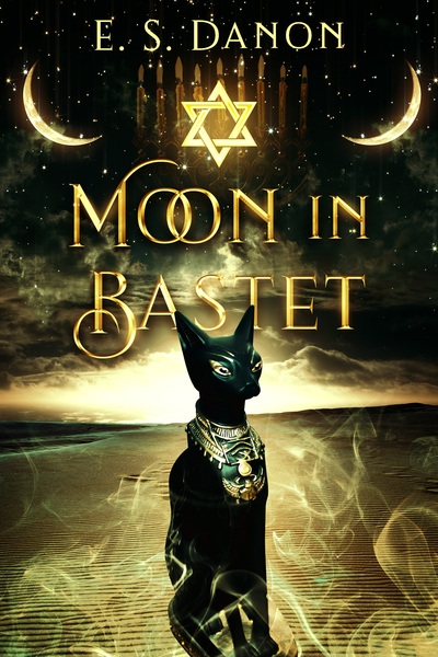 Moon in Bastet cover