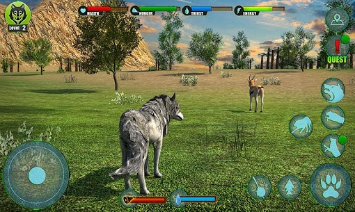 Ultimate Wolf Adventure 3D Mod Apk
