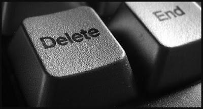 حذف الملفات المستعصية الغير قابلة للحذف في رمشة عين بدون برامج