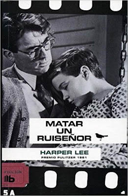 adaptaciones cinematográficas, Robert Mulligan, Harper Lee, Gregory Peck
