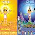 Astronomiczne znaczenie wzgórz Monserrate i Guadalupe