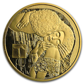 Coins And More 168 The 50 Euro Gold Coin Series Klimt