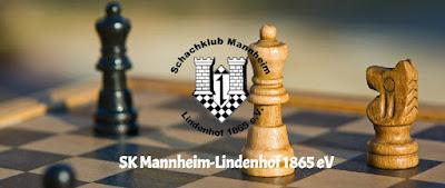 Emblema del Club de Ajedrez de Mannheim