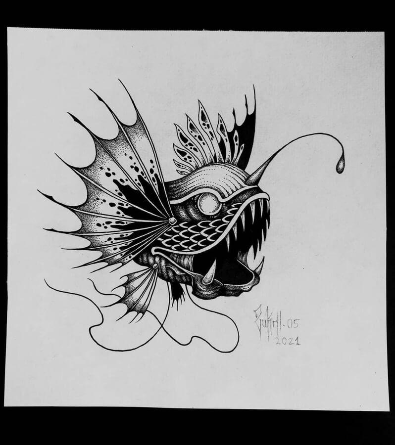 03-Stylised-angler-fish-Zakrii-www-designstack-co
