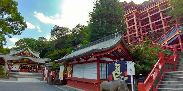 佐賀・祐徳稲荷神社見たことがあるアングル