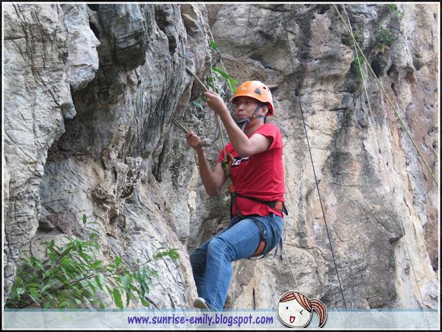 Extreme Sports @ Gua Damai Extreme Park, Batu Caves