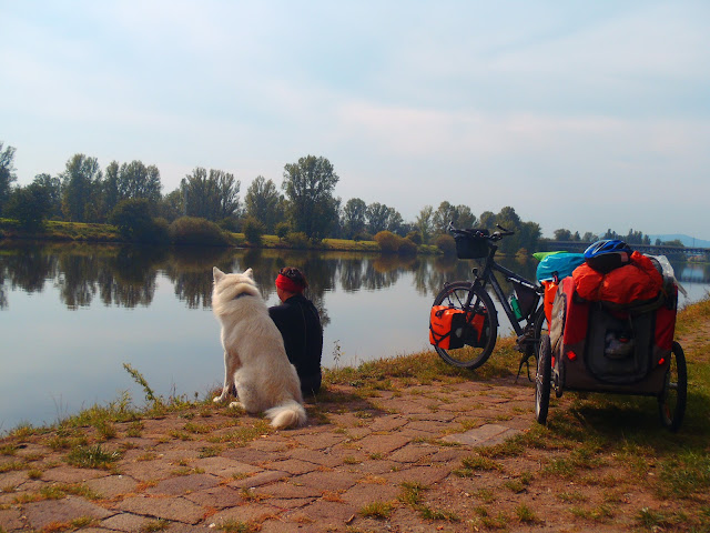 Snejezana Freketic. One woman. One dog. Cycled together for 3 years in an  adventure that took them through Europe, Asia, Central and South America