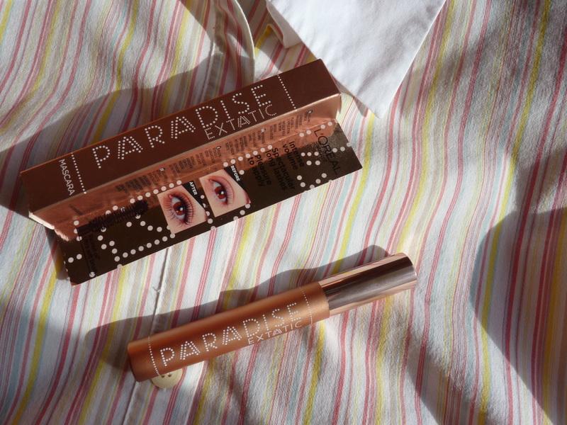 Paradise Extatic Mascara od L'Oreal Paris jeden z najlepszych tuszy do rzęs w tym roku