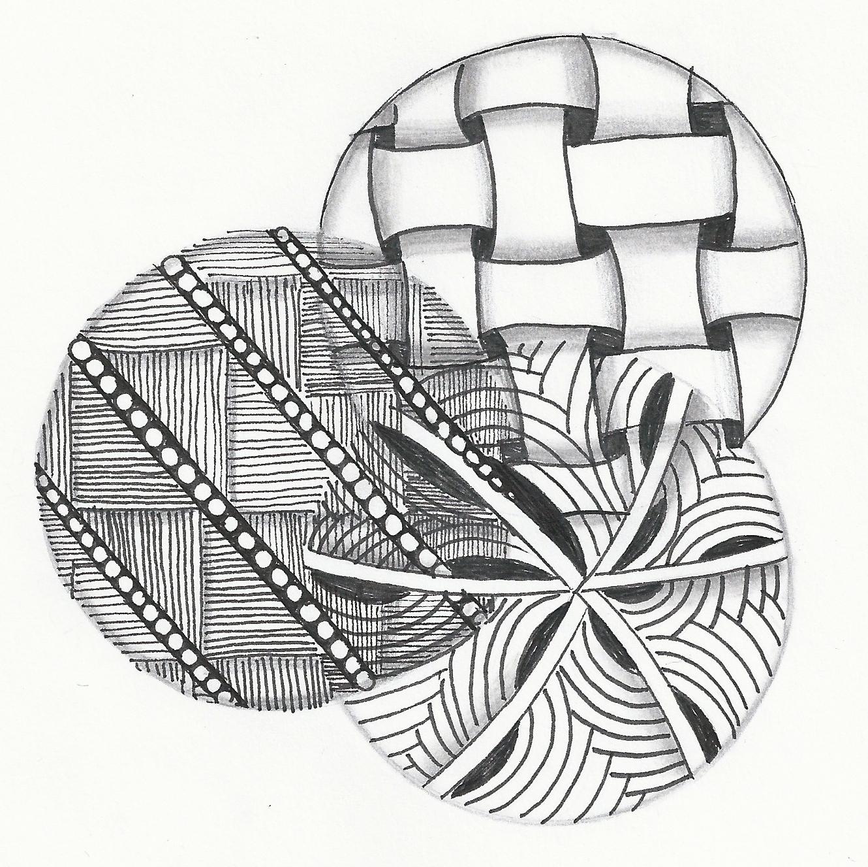 Tangled Up In Art April