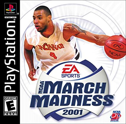 NCAA March Madness 2001 - PS1 - ISOs Download