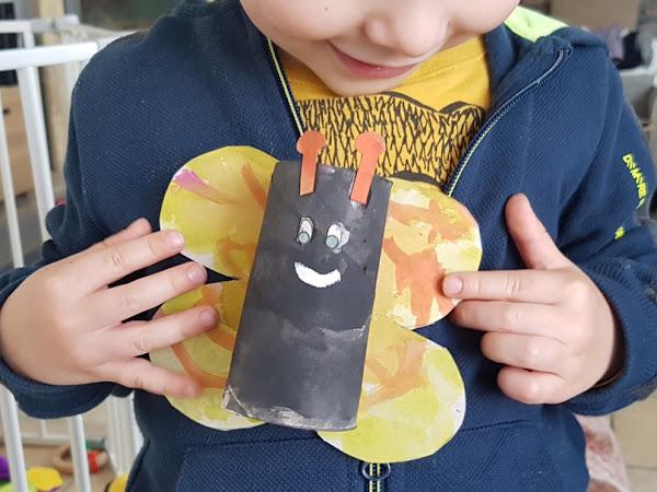 DIY enfant : 3 idées d'activités avec des rouleaux de papier toilette !