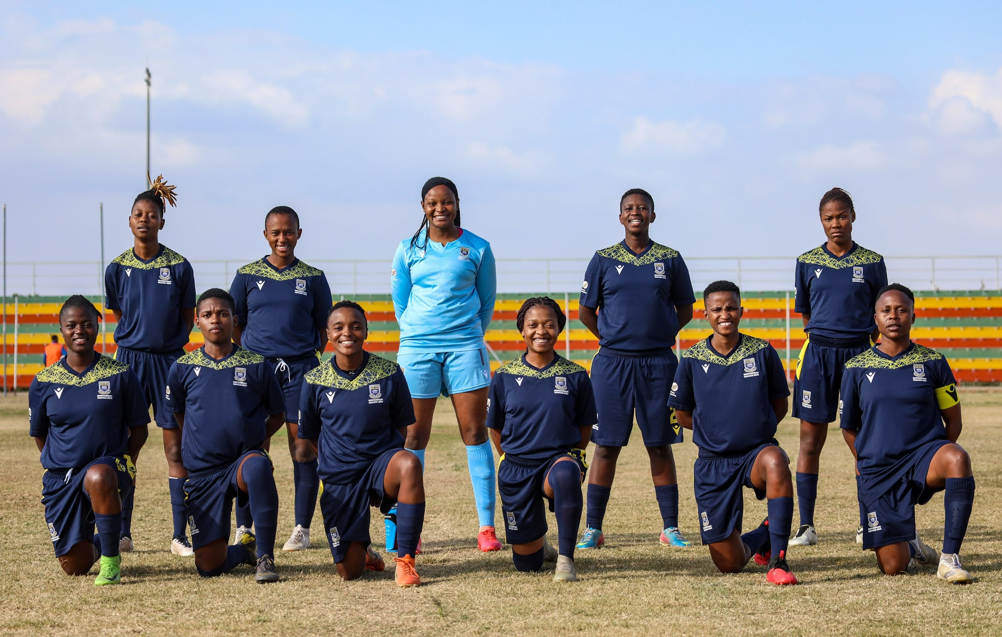 UWC Ladies moved up to second on the standings