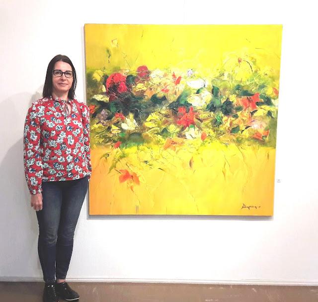 Visit Terttu Jurvakainen Art Gallery in Muhos Finland