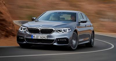 Coche BMW serie5 sedán