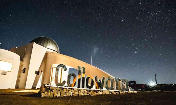 Observatorio Collowara, Chile.