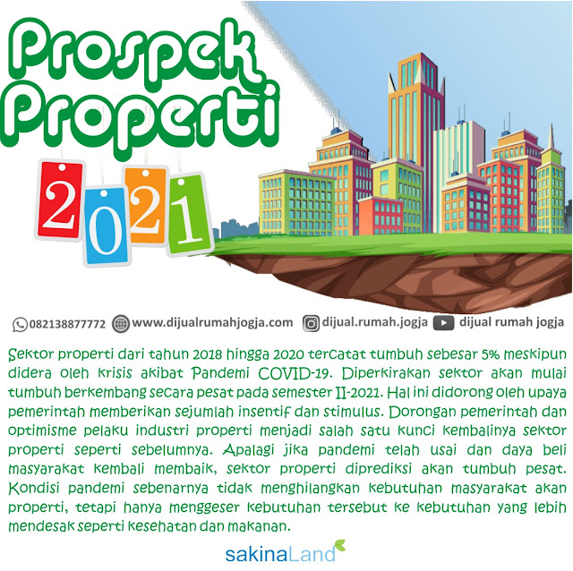 Bagiamana ya Prospek Properti 2021? Simak Yuk!