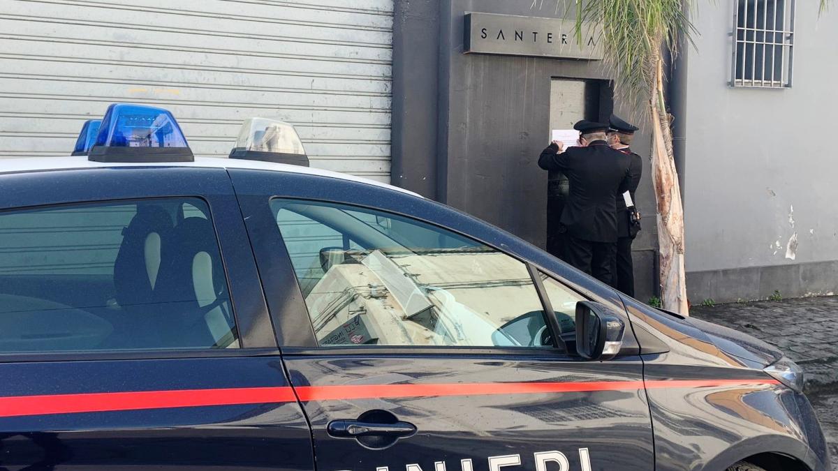 Lounge bar Santeria Carabinieri