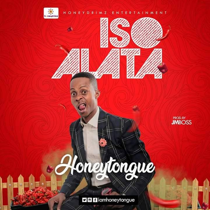 MUST SEE COMEDY VIDEO - Iso Alata, by Honeytongue - My