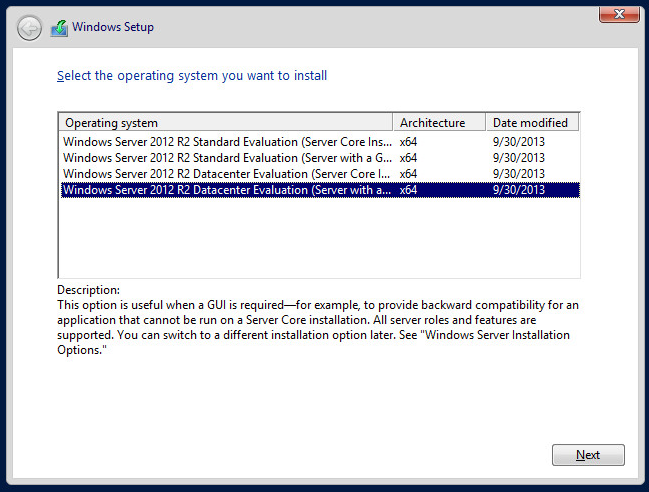 Windows server 2012 r2 instalar y configurar