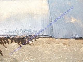 sambungan waterproofing membrane
