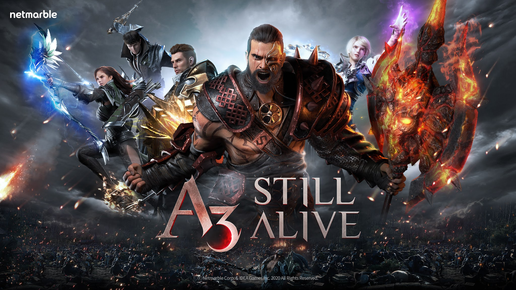 A3: Still Alive - Global Launch Held