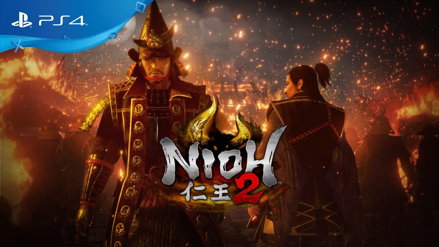 nioh 2 no easy mode ps4 team ninja koei tecmo games sony interactive entertainment release date march 2020