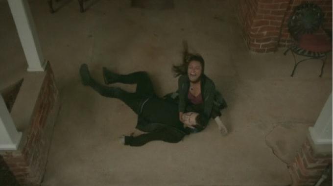 Bonnie es la sufridora de The Vampire Diaries