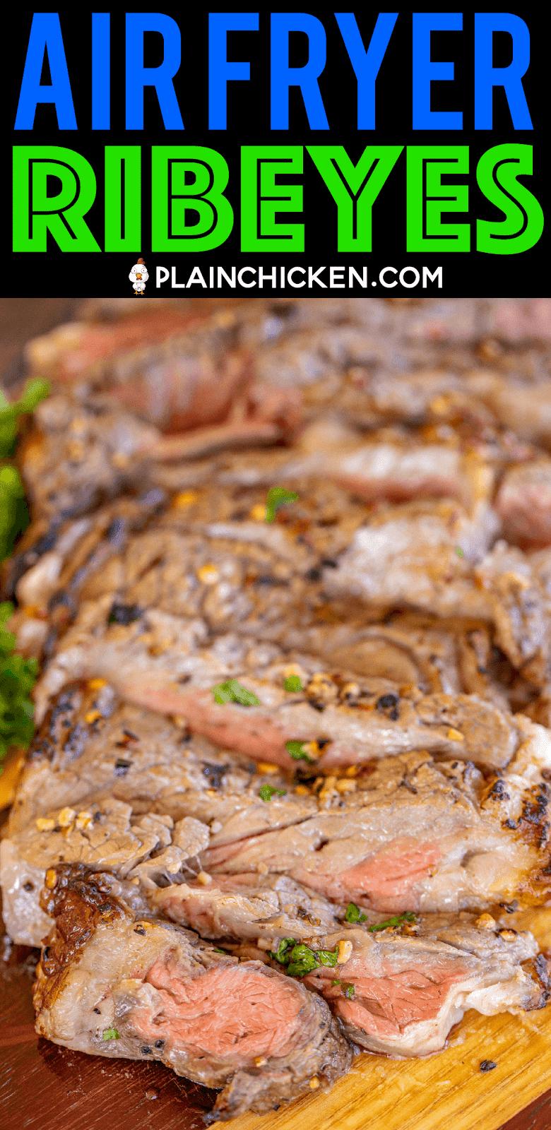 sliced ribeye steak