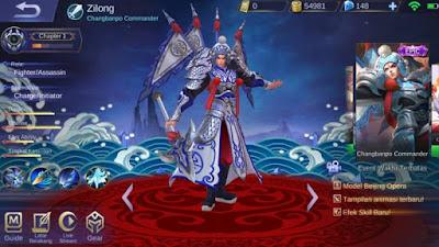 Changbanpo Commander