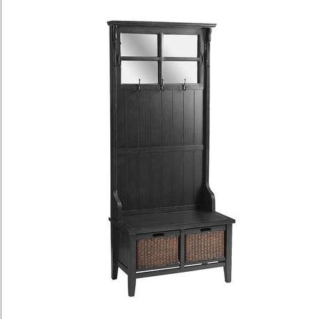 god's gift from china: Ikea mudroom bench