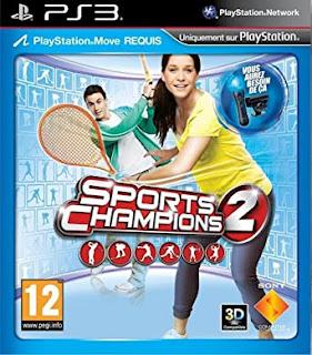 Sports Champions 2 PS3 Torrent