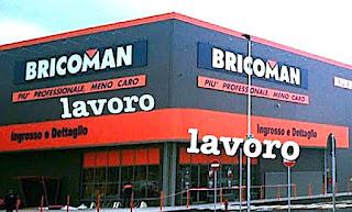 Lavoro Bricoman - www.adessolavoro.com