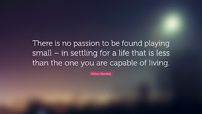 Short Quotes On Passion