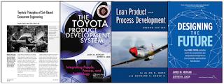 Bücher über die Produktentwicklung bei Toyota