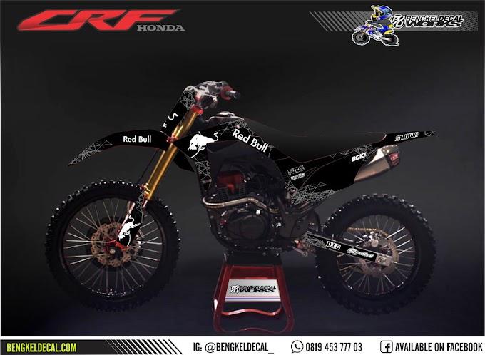 CRF 150 L - Redbull2