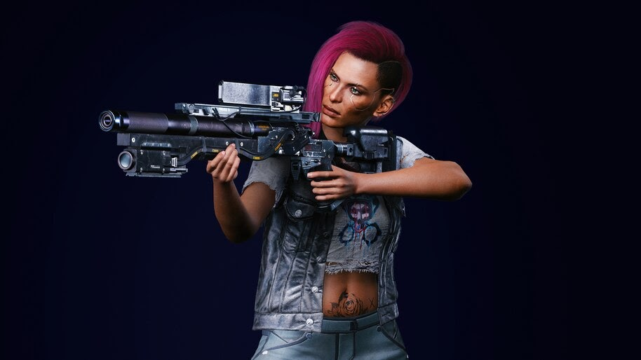 Cyberpunk 2077, Female, V, Nomad, 8K, #3.2246