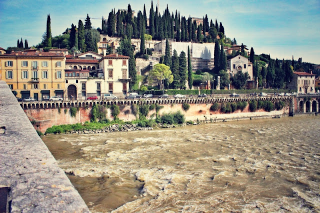 Landscape of Verona