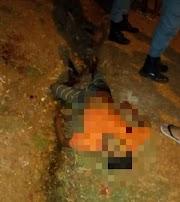 Jovem é morto a facadas em Pedreiras em plena Sexta-Feira Santa.