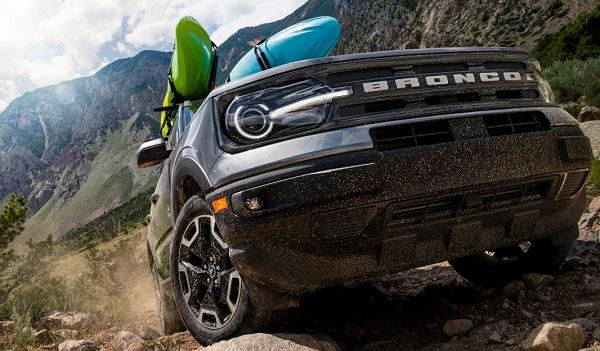 Ford Bronco Sport Argentina