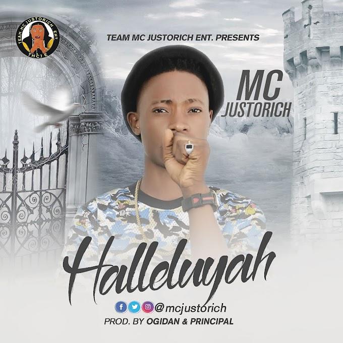 Mc Justorich - Hallelujah