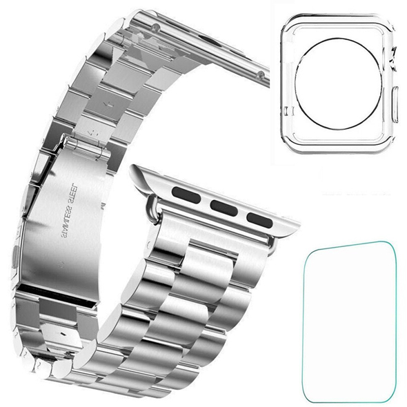 mejores-correas-acero-apple-watch-7 The Best Metal Belts for your Apple Watch Technology
