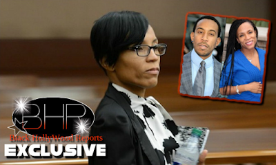 Ludacris  Baby Moma ( Tamika Fuller ) Has Filled A Child Abuse Claim Against The Atlanta Rapper