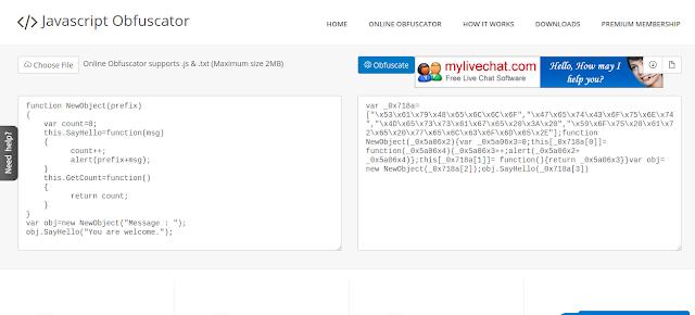 Javascript, Obfuscator, Javascript Obfuscator, nashrul, 1nashrul