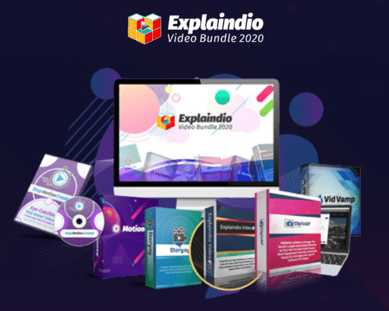 Explaindio Video Bundle 2020, Explaindio Video Bundle 2020 reviews, Explaindio Video Bundle 2020 Andrew Darius