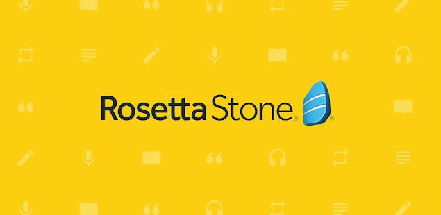 تطبيق Rosetta Stone مهكر النسخة المدفوعة
