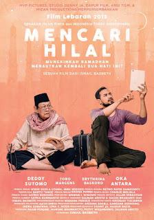 Download Film Mencari Hilal (2015) WEB-DL Full Movie